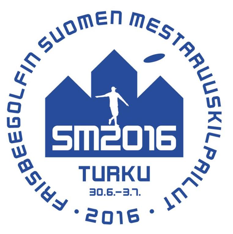 Frisbeegolf SM 2016